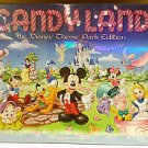 Disney Parks Candy Land Theme Park Edition Board Game Be NEW IN BOX