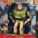 Disney Parks BUZZ LIGHTYEAR Of Star Command Deluxe Talking Figure NEW