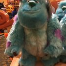 DISNEY PARKS MONSTERS INC. 12 INCH SULLEY PLUSH TOY NEW WITH TAGS