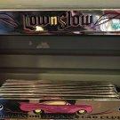 Disney Parks DCA Low n Slow Metal License Plate Frame Radiator Springs Car Club