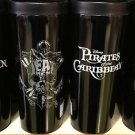 DISNEY PARKS PIRATES OF THE CARIBBEAN COFFEE TRAVEL CUP MUG