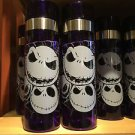 Disney Parks Jack Skellington Water Bottle Acrylic Nightmare Before Christmas