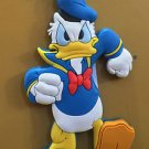 DISNEY PARKS EXCLUSIVE CLASSIC ANGRY DONALD DUCK MAGNET NEW