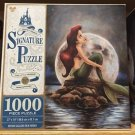 Disney Parks Ariel Little Mermaid Puzzle 25th Anniversary 1000 Piece NEW IN BOX