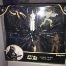 Disney Parks Star Wars A NEW HOPE Collectible Figures Set NEW IN BOX