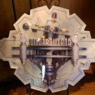 Disney Parks Exclusive Disneyland TOMORROWLAND Tin Sign NEW IN BOX
