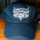 Disney Parks DCA Cars Land Blue Mens Adjustable Baseball Hat Cap NEW