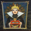 Disney Parks Snow Whites Evil Queen In Doubly Sure Print By Yakovetic NEW