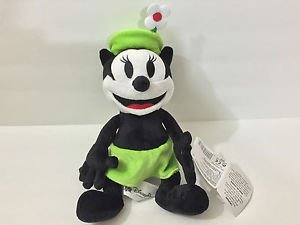 "Disney Parks 9"" Ortensia Oswald the Lucky Rabbit Girlfriend Plush Doll NEW"