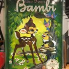 Disney Parks Walt Disney's Bambi Journal - 64 Page Note NEW AND SEALED