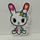TOKIDOKI Authentic BUNNY DIMANATE Sticker NEW WITHOUT TAGS