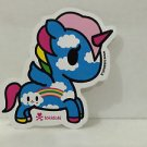 TOKIDOKI Authentic UNICORNO PIXIE Sticker NEW WITHOUT TAGS