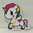 TOKIDOKI Authentic UNICORNO STELLINA Sticker NEW WITHOUT TAGS