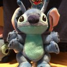 "Disney Parks Lilo and Stitch Experiment 626 Stitch Plush Doll Toy 9"" H NEW"