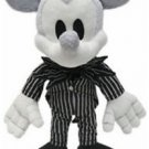 Disney Parks Nightmare Before Christmas Mickey Mouse as Jack Skellington Plush9""