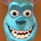 DISNEY PARKS EXCLUSIVE MONSTER INC SULLEY 3-D MAGNET HEAD NEW