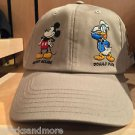 DISNEY PARKS EXCLUSIVE ADULT CHARACTER HAT CAP UNISEX NEW