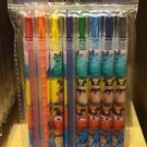 DISNEY PIXAR'S 8 TWIST CRAYONS MONSTERS INC CARS TOYS STORY NEMO INCREDIBLES NEW