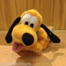 """Disney Parks Pluto Plush Doll 9"""" Stuffed Animal NEW WITH TAGS"""