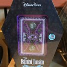 Disney Parks Haunted Mansion 52 Playing Cards Glows in The Dark New With Box