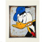 Disney Parks Donald Duck in Trouble Deluxe Print by Joe Kaminski NEW