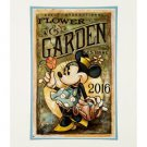 Disney Parks Minnie Mouse in Minnie Gardener Deluxe Print by Darren Wilson NEW