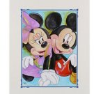Disney Parks Mickey & Minnie Now and Forever Deluxe Print by Randy Noble NEW