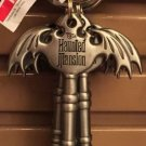 Disney Parks The Haunted Mansion Metal Key Key Chain New With Tags