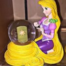 disney parks princess rapunzel with lantern light up snow globe new with box