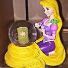 disney parks princess rapunzel with lantern light up snow globe new with box