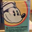 Disney Parks Mickey's Diner Really Swell Coffee 8 Flavors New with Box