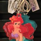 DISNEY PARKS LITTLE MERMAID: ARIEL MEDIUM KEYCHAIN NEW WITH TAGS