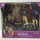 Disney Park Tangled Rapunzel Collectible Figurine Play Set New in Box