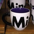 Disney Parks Minnie Mouse Marquee Ceramic Coffee Mug New