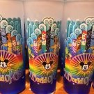 DISNEY PARKS DCA WORLD OF COLOR TALL SHOT GLASS NEW