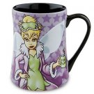 Disney Parks Tinker Bell Mug Mornings Aren't Magical Ceramic Cup New