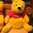 Disney Parks Winnie the Pooh & Hunny Pot Flip Pillow Plush New With Tags