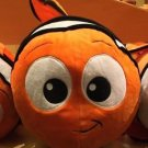 Disney Parks Finding Nemo Nemo & Dory Flip Pillow Plush New With Tags