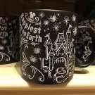 Disney Parks Chalkboard Be Our Guest Ceramic Mug Cup new