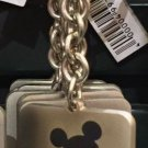 "Disney Parks Boy with Ear Hat Metal Keychain ""Tyler"" New"