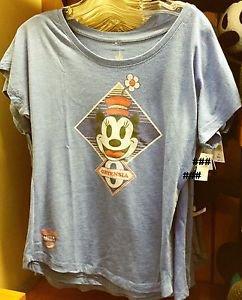 Disney Parks Oswald The Lucky Rabbit Girlfriend Ortensia Tee Shirt XS,S,M,L,XL