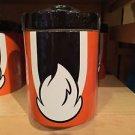 Disney Parks Signature Collection Chip 'n Dale Ceramic Jar Multi Purpose New