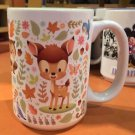 Disney Parks Cute Character Bambi Ceramic Mug Cup New