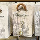 "Disney Parks Silver Plated Charm ""Mickey Ear Hat / Sorcerer Hat / Mickey Hand"""