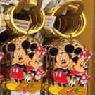 """Disney Parks Mickey Minnie Pluto Keychain """"#1 Teacher / #1 Tia"""" New with Tags"""