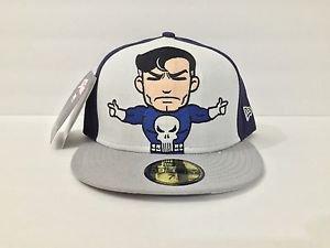 TOKIDOKI x Marvel New Era Fitted Hat The Punisher Size 7 3/8 - 58.7cm