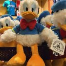 "Disney Parks Vintage Donald Duck Bean Bag 9"" Plush New With Tags"