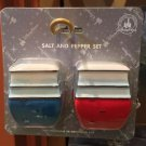 Disney Parks Skyway Sky Ride Salt and Pepper Shakers Set of 2 NEW