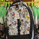 DISNEY PARKS MICKEY MOUSE COMIC BOOK  STRIP BACKPACK NEW WITH TAGS