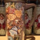 Disneyland Walt Disney World Travel Tumbler Disney Parks Attraction Collage New